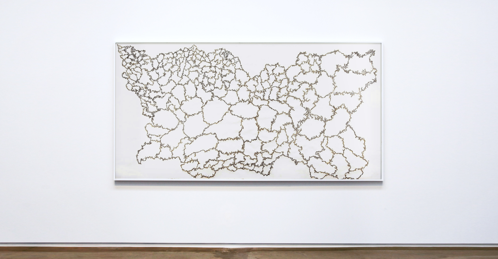 'Cartography of Control', 2014 | Troika (Eva Rucki, Sebastien Noel, Conny Freyer)