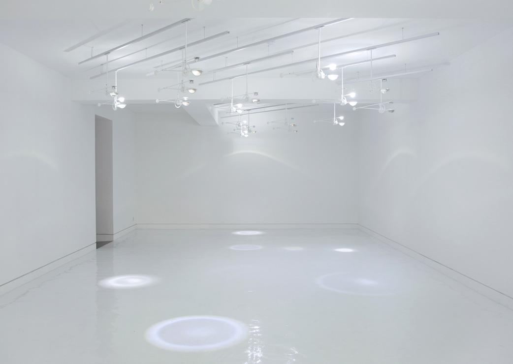 'Falling Light', 2014 | Troika (Eva Rucki, Sebastien Noel, Conny Freyer)