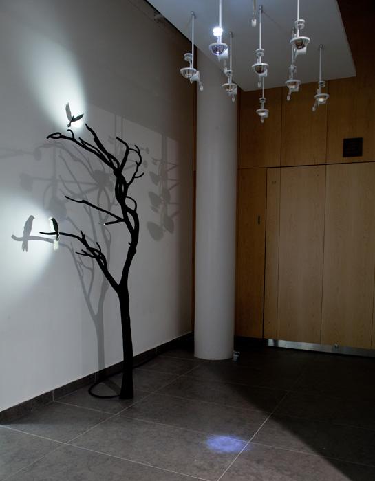 'Intersections: Science in Contemporary Art', 2012 | Troika (Eva Rucki, Sebastien Noel, Conny Freyer)