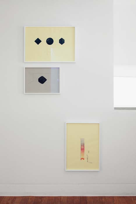 'Proposal Drawings', 2014 | Troika (Eva Rucki, Sebastien Noel, Conny Freyer)