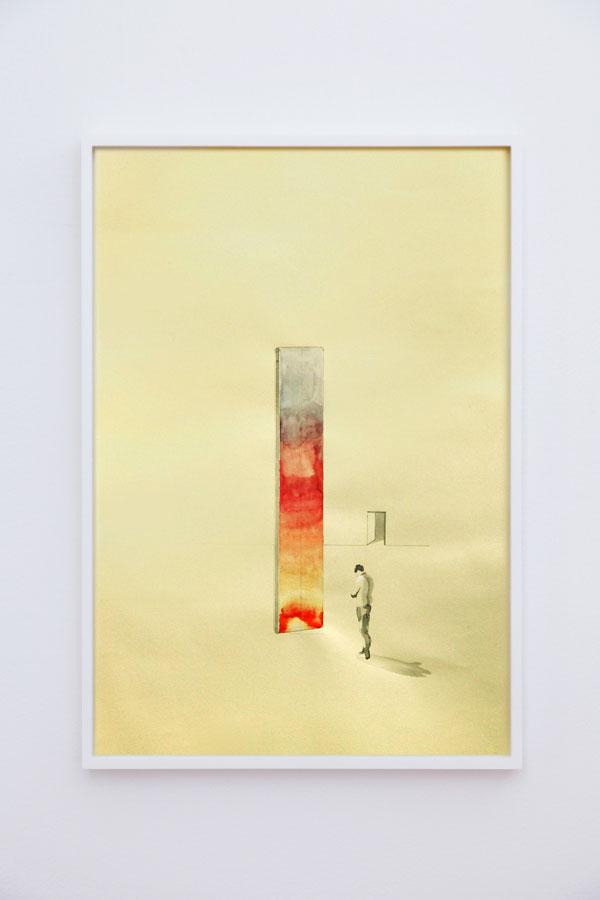 'Rolling Sunset' Sketch, 2014 | Troika (Eva Rucki, Sebastien Noel, Conny Freyer)