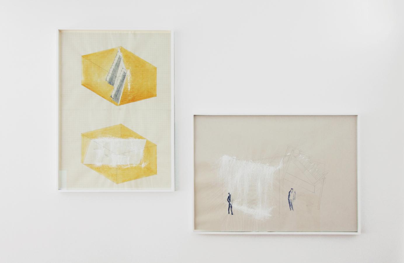 'Testing Time' Sketches, 2014 | Troika (Eva Rucki, Sebastien Noel, Conny Freyer)