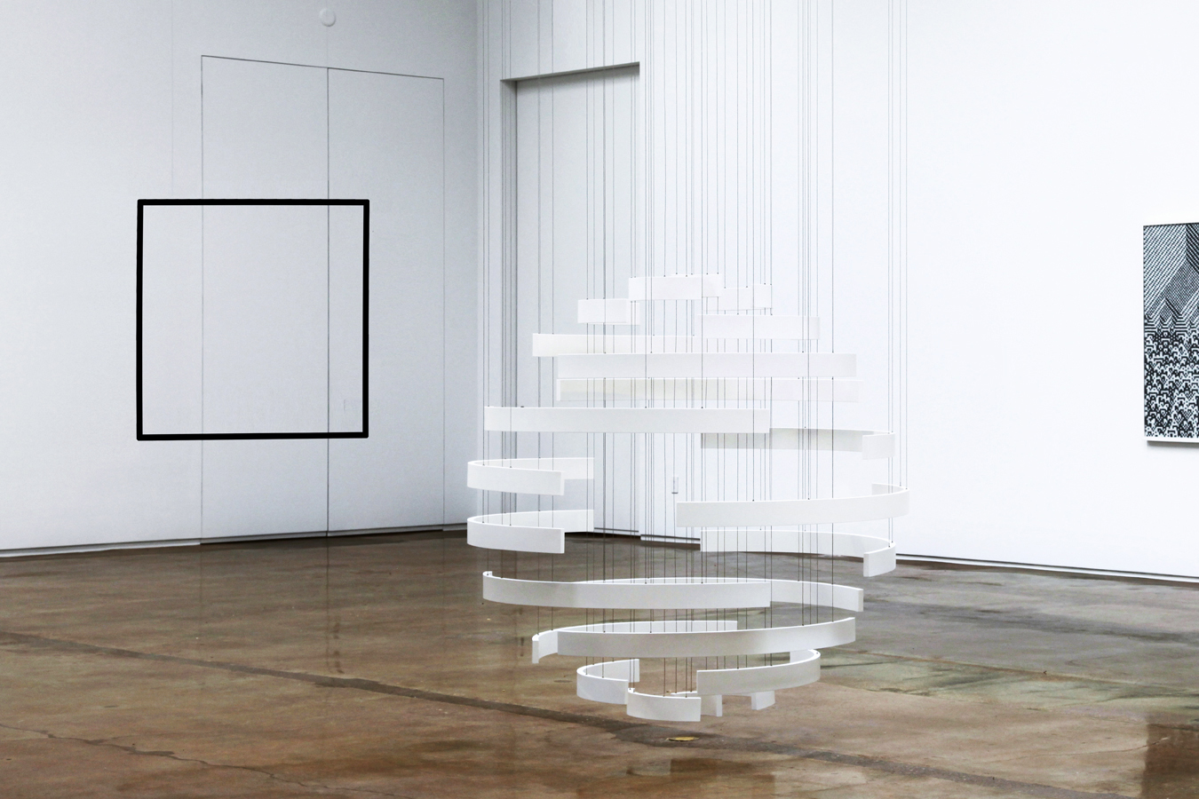Troika, 'Cartography of Control', Installation View, Kohn Gallery, 2015