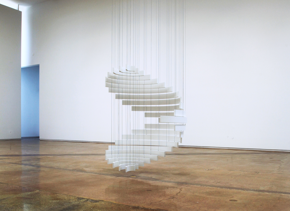 'The Sum of All Possibilities' (White), 2015 | Troika (Eva Rucki, Sebastien Noel, Conny Freyer)