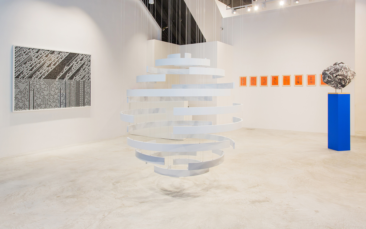 'The Sum of All Possibilities', 2014 | Troika (Eva Rucki, Sebastien Noel, Conny Freyer)