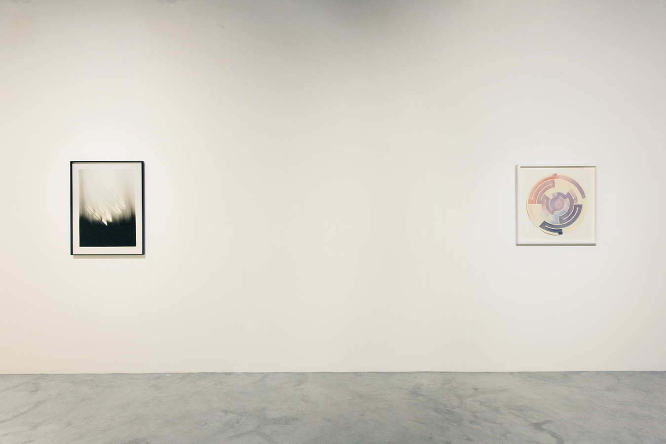 'Everything is and isn't at the Same Time', Installation View at Galerie Huit, Hong Kong, 2016 | Troika (Sebastien Noel, Eva Rucki, Conny Freyer)