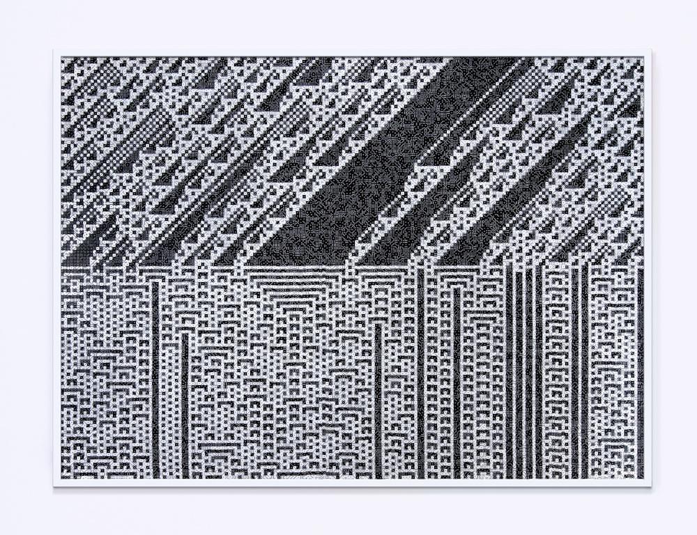 'Calculating the Universe', 2014, Troika   Eva Rucki, Conny Freyer, Sebastien Noel)