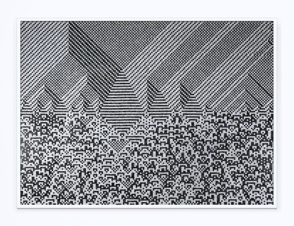 'Calculating the Universe', 2014   Troika (Conny Freyer, Eva Rucki, Sebastien Noel)
