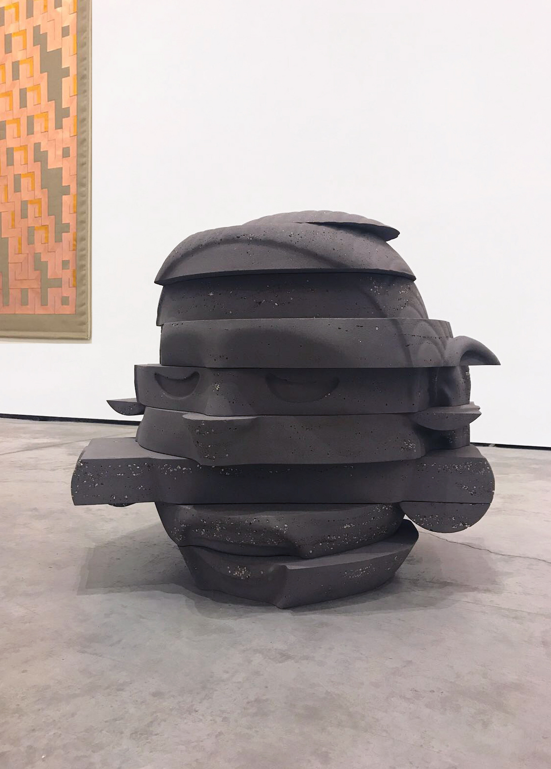 'Compression Loss (Thoth)', 2017   Troika (Conny Freyer, Eva Rucki, Sebastien Noel)
