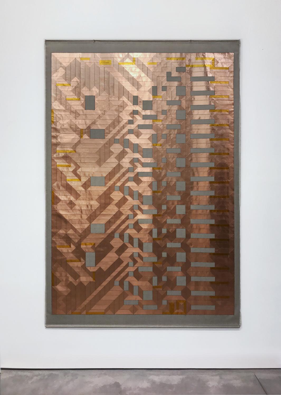 'A Labyrinth of a straight line', 2017   Troika (Conny Freyer, Eva Rucki, Sebastien Noel)