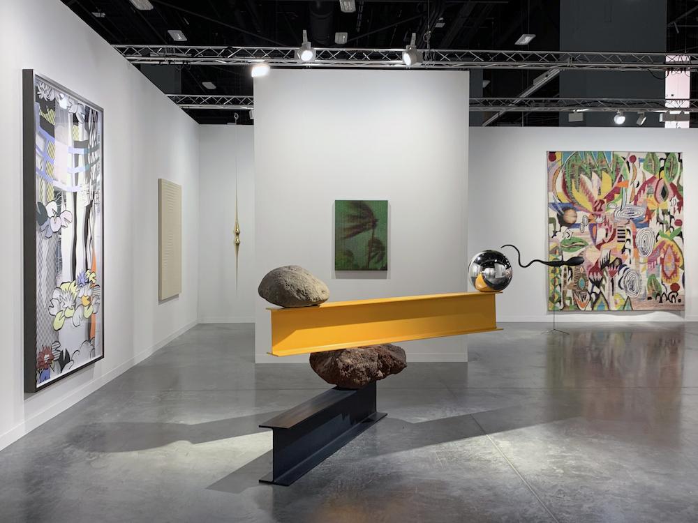 Art Basel Miami Beach 2019 Gallery OMR | Troika (Conny Freyer, Eva Rucki, Sebastien Noel)