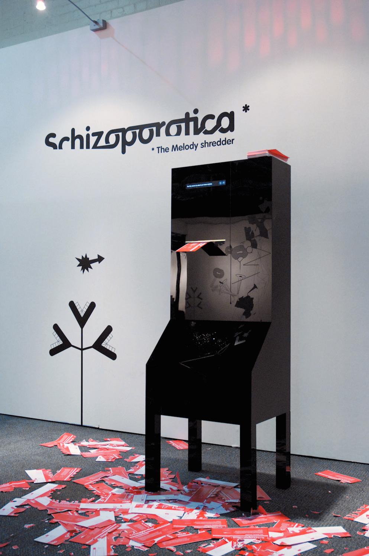 'Schizoporotica'   Troika (Conny Freyer, Eva Rucki, Sebastien Noel)
