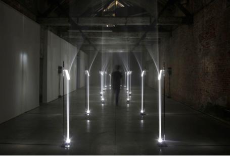 'Arcades', 2012   Troika (Eva Rucki, Sebastien Noel, Conny Freyer)