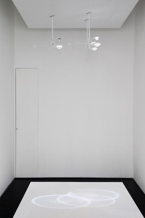 'Falling Light', 2010 | Troika (Eva Rucki, Sebastien Noel, Conny Freyer)