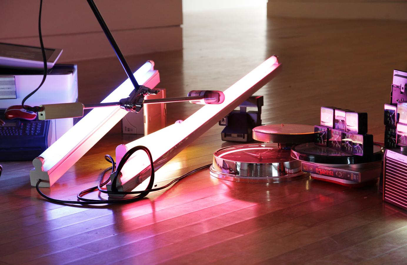 'Electroprobe Installation #5', 2014| Troika (Eva Rucki, Sebastien Noel, Conny Freyer)