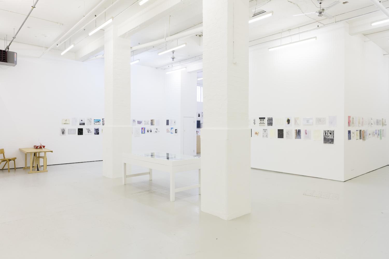 'Drawing Room Biennial' | Troika (Eva Rucki, Conny Freyer, Sebastien Noel)