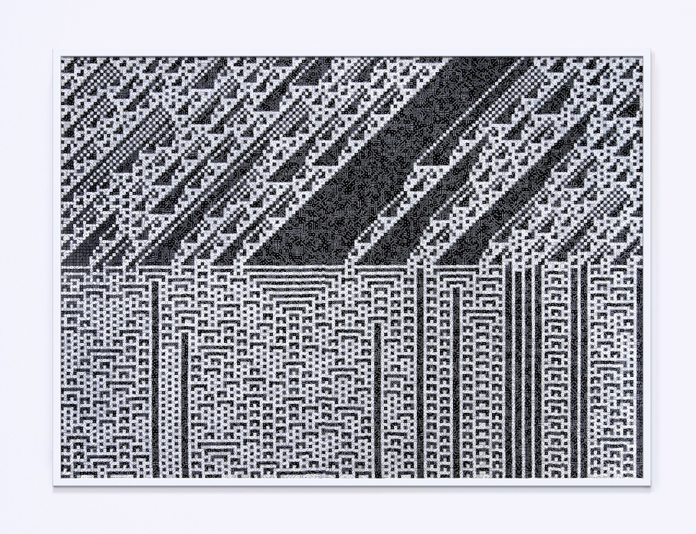 'Calculating the Universe', 2014, Troika | Eva Rucki, Conny Freyer, Sebastien Noel)