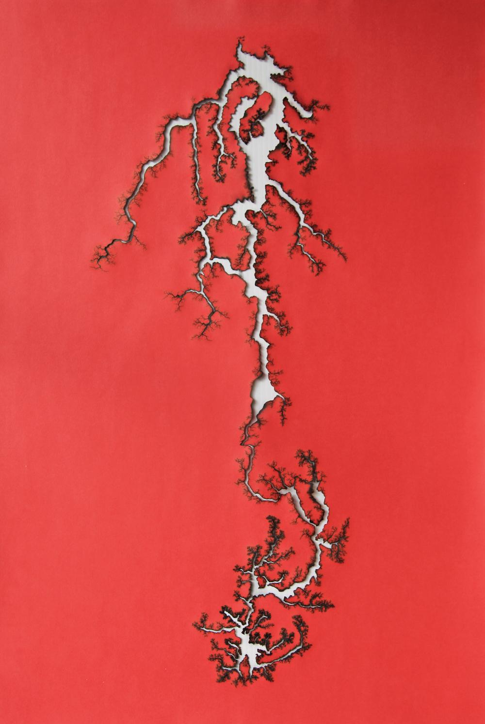 'Path of Least Resistance', 2014   Troika (Conny Freyer, Eva Rucki, Sebastien Noel)