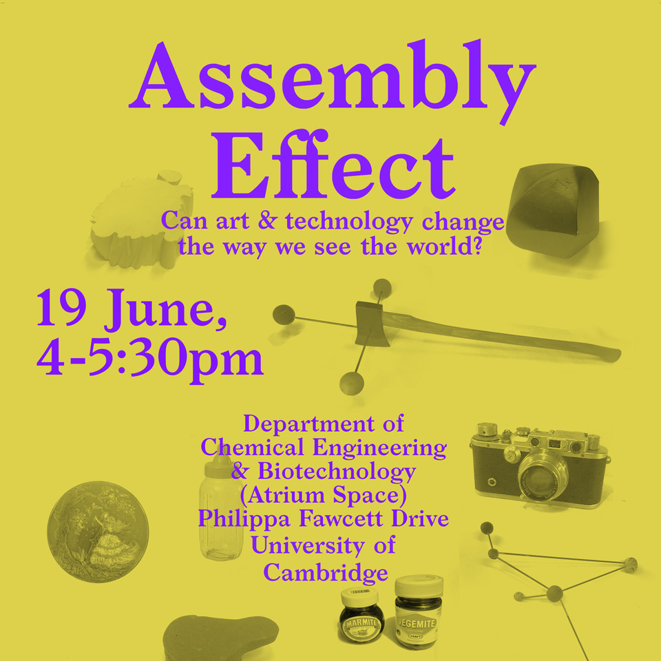'Assembly Effect', 2019 | Troika (Conny Freyer, Eva Rucki, Sebastien Noel)